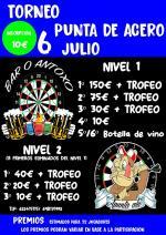 Torneo Punta Acero | Bar O Antoxo