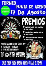 Torneo Punta de Acero | Bar O Antoxo