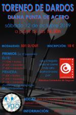 Torneo de Dardos   Vigo