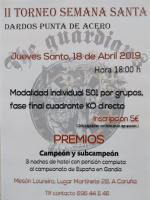 Torneo Semana Santa | The Guardians