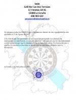 AVISO A TODOS LOS SOCIOS | IMPORTANTE