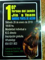 1er Torneo del Jamón | Jin's Team