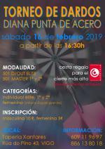 Torneo Dardos | Vigo